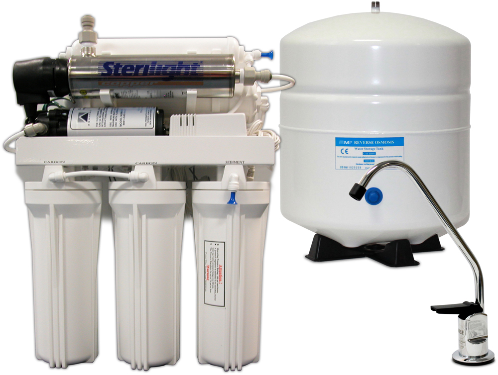 6 Stage Home Ro System 6 Stage Ro Booster Pump Applied Membranes
