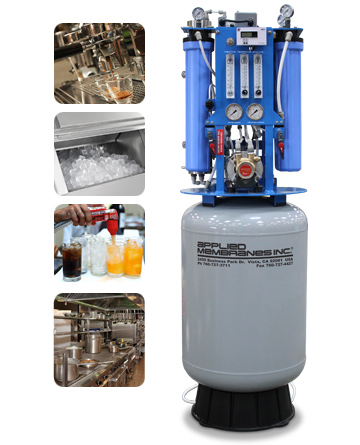 FP-Series Food & Beverage RO Systems