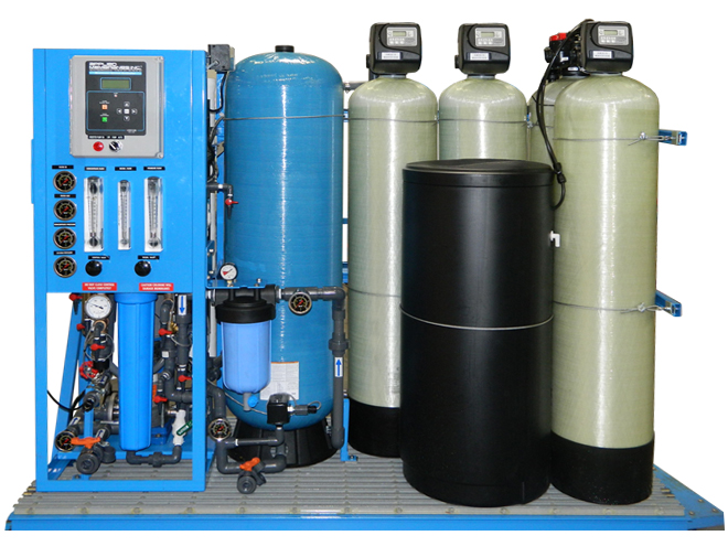 PW Series Packaged RO System