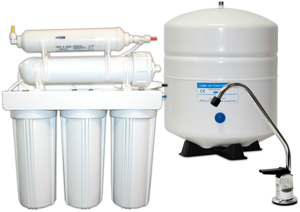 AMI 5 Stage Home RO Water Filtration Systems