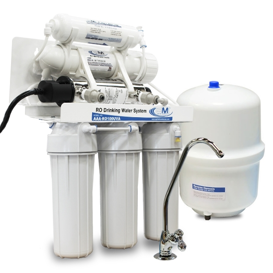 6 Stage Point-of-Use RO & UV Systems with Ultraviolet Water ... on system diagram, water well diagram, reverse osmosis hose diagram, manufacturing diagram, brine tank diagram, ge reverse osmosis filter replacement diagram,