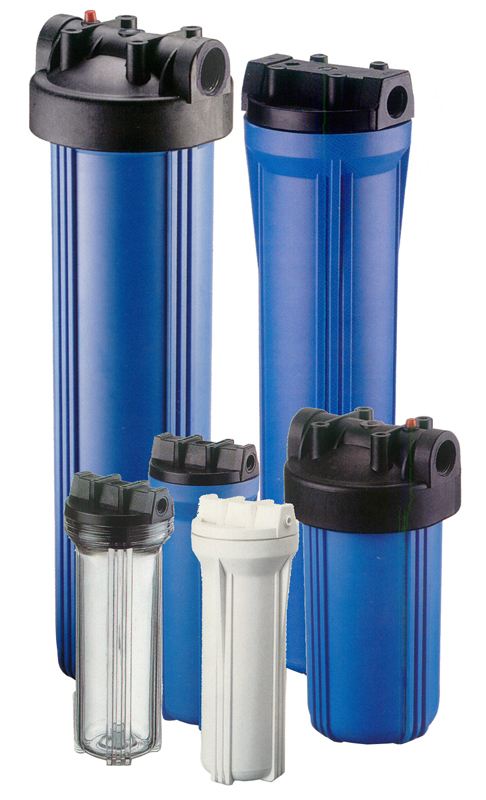 AMI Filter Housings for Water Filters
