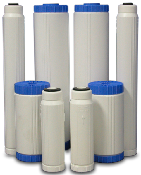 Anti-Scale Filter Cartridges