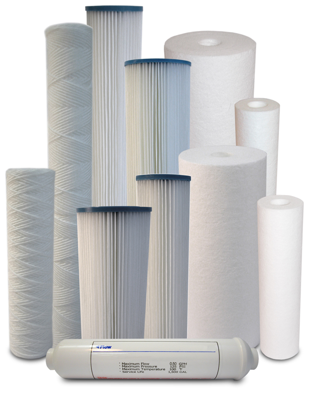 AMI Sediment Filter Cartridges