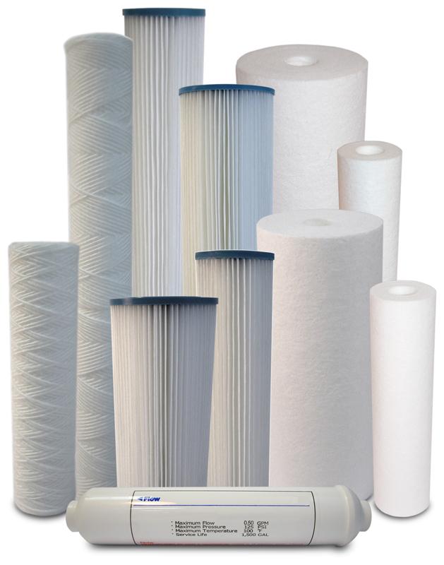 AMI Sediment Filter Cartridges