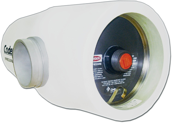 "80U - 8"" Diameter Side Port Ultra High Flow"