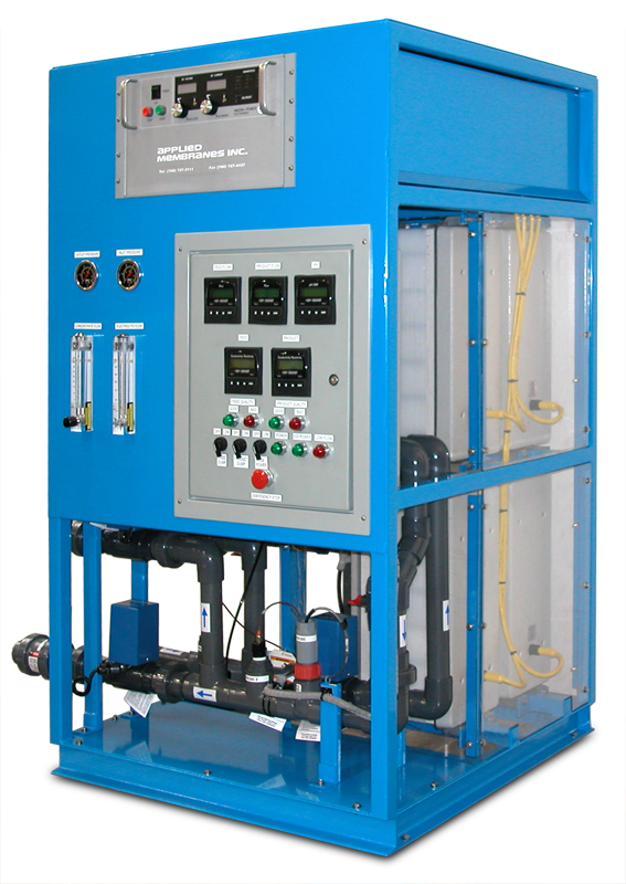 Series EDI - ElectroDeionization Water Treatment Systems