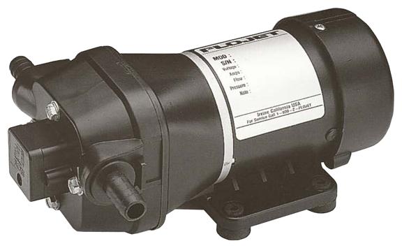 Flojet Dispensing Pumps Standard Quad AC Pump