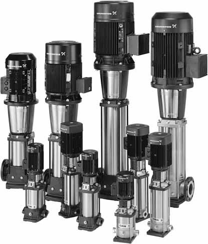 Grundfos Pump & Motor Assemblies