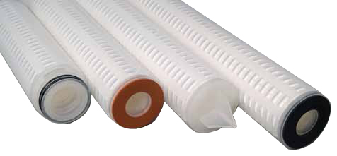 All-Poly Absolute Rated PP Series Filter Cartridges