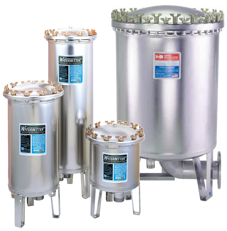 WaterBetter Filter Housings