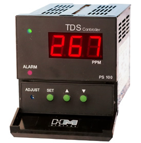 HM Digital Controller TDS Monitor