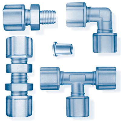 JACO Threaded Compression Fittings