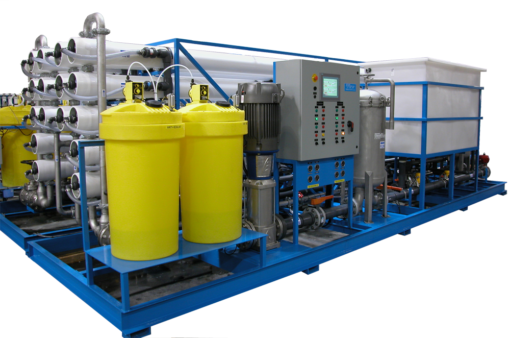 K Series Industrial RO Systems