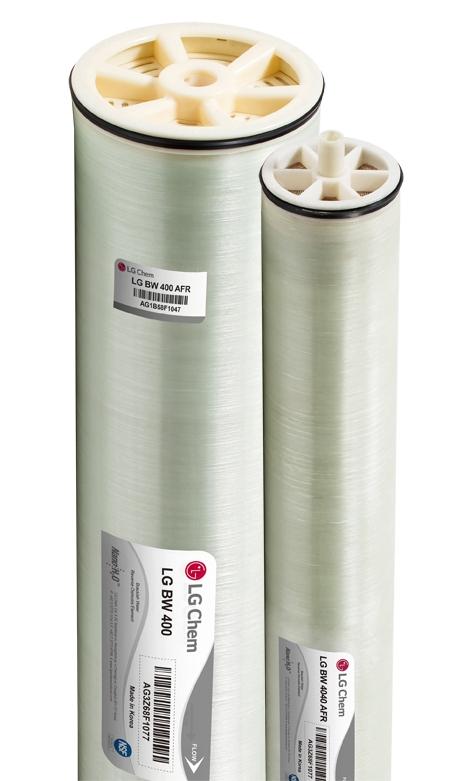 LG Chem Brackish Water RO Membranes