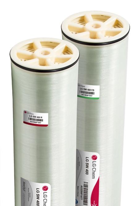 LG Chem Seawater RO Membranes