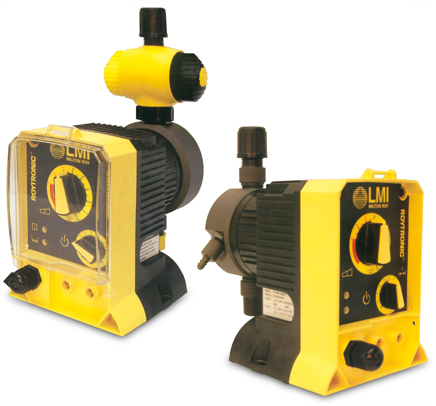LMI Metering Pumps for Chemical Injection