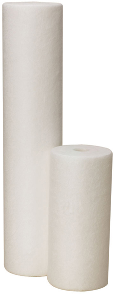 Pentek Dual Grade Sediment Filters - DGD Series (Ametek)