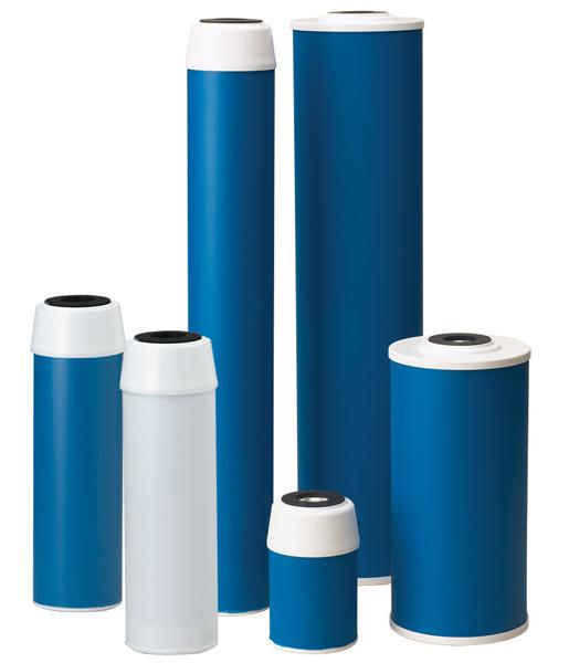 Pentek GAC Filters - GAC & CC Series (Ametek)
