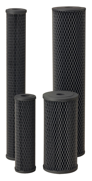 Pentek Non-Cellulose Carbon Pleated Filters - NCP Series (Ametek)
