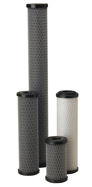 Pentek Dual Purpose Powdered Carbon Filters - C Series (Ametek)