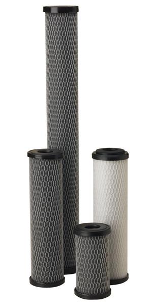 Pentek Dual Purpose Powdered Carbon Filters - C Series (Ametek)