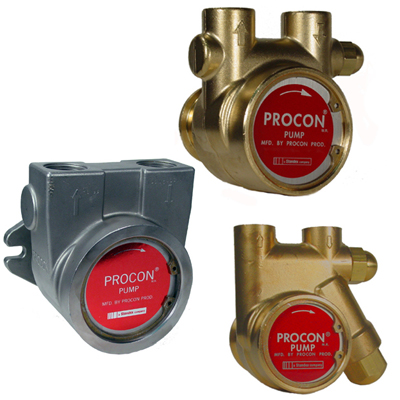 Procon Pumps for Commercial RO Systems