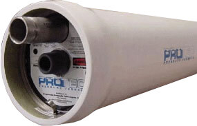 "8"" Diameter End Port Fiberglass"