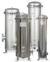 AMI Commercial Filter Housings - Stainless Steel Band Clamp Liquid Vessels