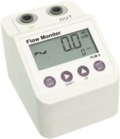 Flow Rate and Volume Meter