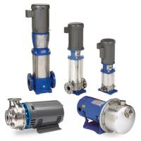 Goulds Commercial RO Booster Pump and Motor Assemblies