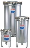 Up-Flow SS Multi-Cartridge Commercial Filter