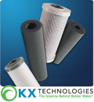 KX Filters & MATRIKX Extruded Activated Carbon Filters