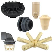 Media Filtration Tank Accessories and Components