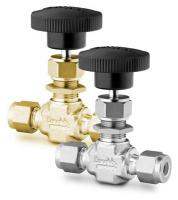 Panel Mount Needle Valves