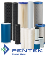 Pentek Ametek Water Filters