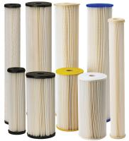 Pentek Pleated Sediment Filters - S1 & ECP Series (Ametek)