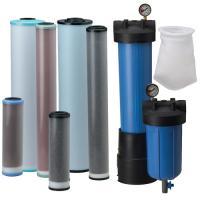 Pentek Specialty Filter Cartridges & Bag Filters - RFFE, PCF, WS, & BP Series (Ametek)