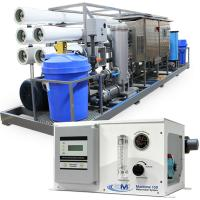 Seawater Desalination Reverse Osmosis SWRO Systems