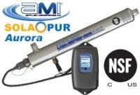Aurora Series NSF Validated UV Water Treatment Systems