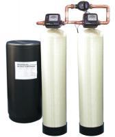 Twin Alternating Water Softeners