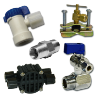 Valves for Residential RO Systems