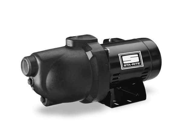 Pentair STA-RITE Shallow Well Jet Pump