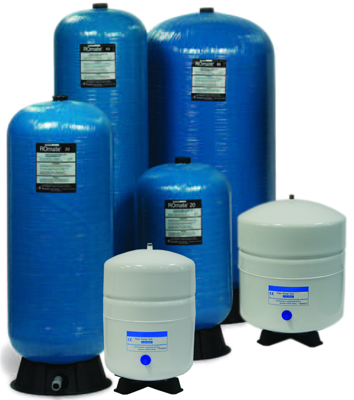 Home Reverse Osmosis Storage Tanks