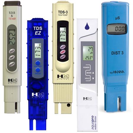 Pocket TDS Testers