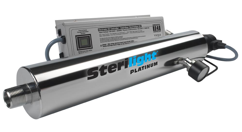 Platinum Series UV Sterilight Ultraviolet Systems