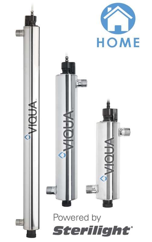 VIQUA HOME Series Whole-House UV Systems