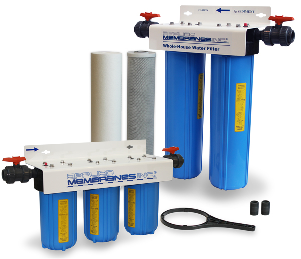 Whole House Water Filter Systems Poe Filtration