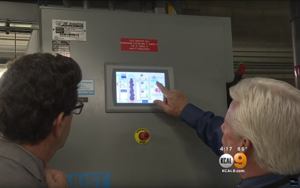 Ground Water Reuse Project for Cedars-Sinai Medical Center