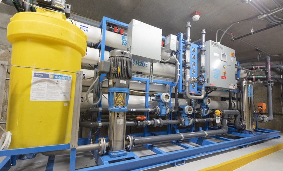 Ground Water Reuse Project for Cedars-Sinai Medical Center | Applied